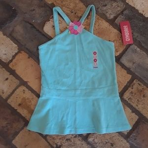 Gymboree NEW Vacation spring  Racer Tank Top sz 6